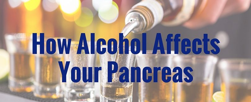 Alcohol Effects On The Pancreas